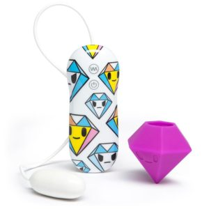 Sexleketøy Tokidoki Purple Diamond