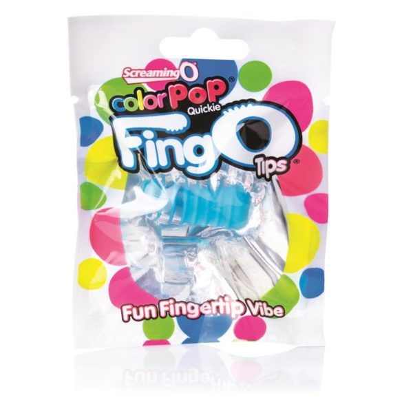 SCREAMINGO Colorpop Fingo - Blue