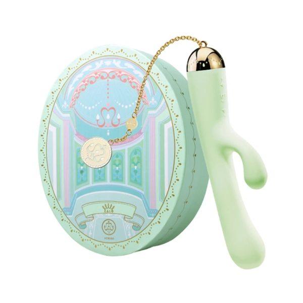 Ichigo Rabbit Vibrator Melon Green