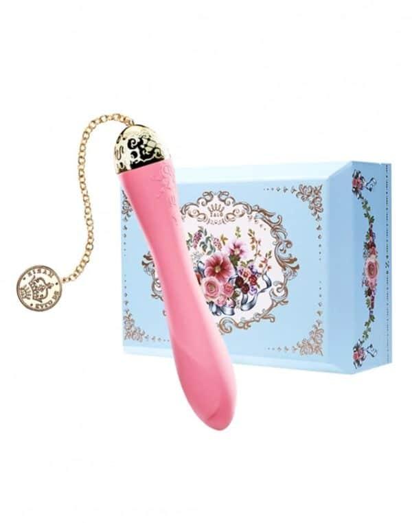 ZALO Marie G-punkt Vibrator Rouge Pink