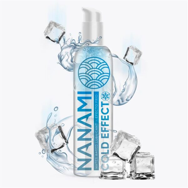 Šaldantis lubrikantas NANAMI COLD EFFECT