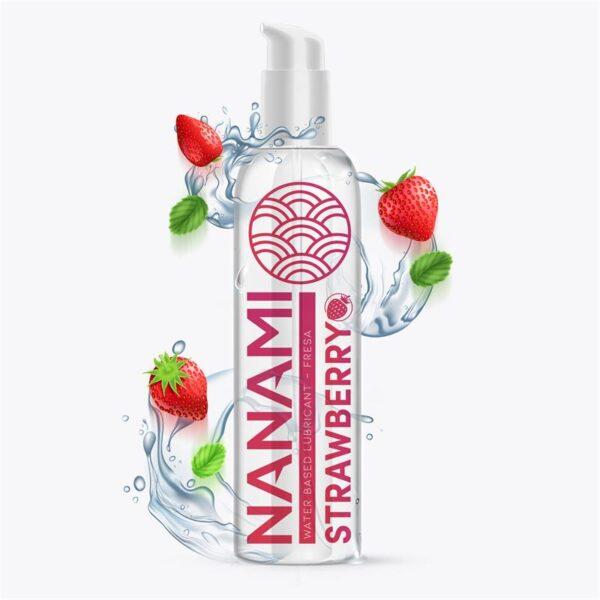 Glidekrem Nanami Strawberry