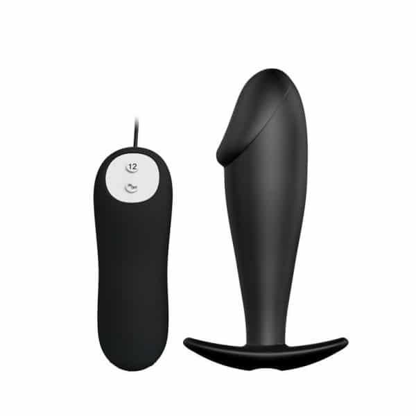 Vibratorius analiniam seksui PRETTYLOVE