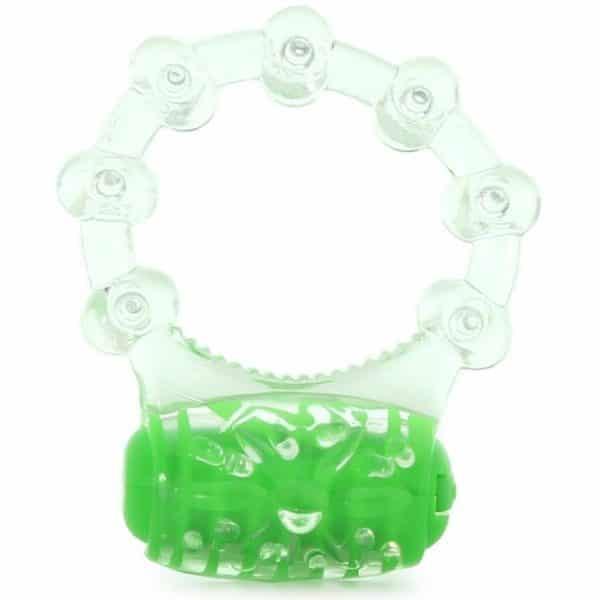 Penio žiedas Colorpop žalias